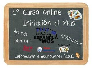 Primer curso on line Iniciación al Mus